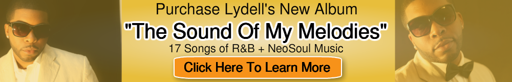 Leaderboard Banner Lydell The Sound of My Melodies2